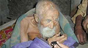 Смерть забыла про 179-летнего индуса