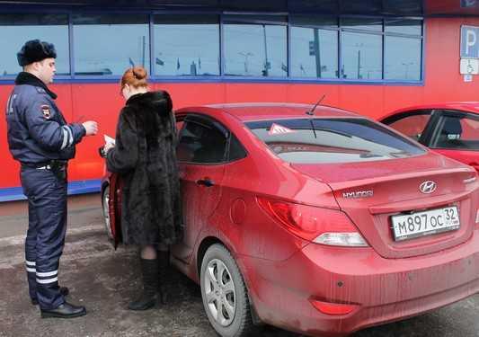 Брянские инспекторы отбили места для инвалидов у гипермаркета «Линия»