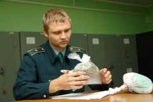 В Брянске задержали украинцев с наркотиками