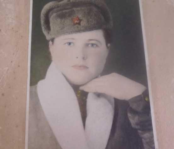 Вспомним Победителей поимённо: Менячихина Татьяна Дмитриевна