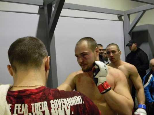 Бойцы Виталия Минакова победили на чемпионате Брянской области по ММА