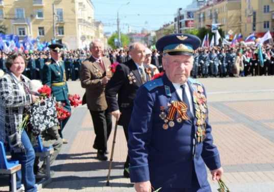 В Брянске к юбилею Победы стартовала акция «Бессмертный полк»
