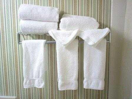 Брянский вор украл китайские полотенца