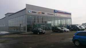Компания «Брянскзапчасть» открыла новый дилерский центр в Клинцах