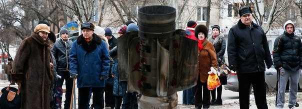 Жительница Краматорска: Было впечатление, что стреляли с разных сторон