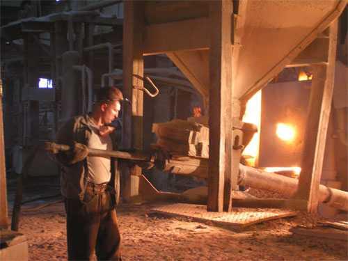 Брянские заводы-гиганты сокращают производство