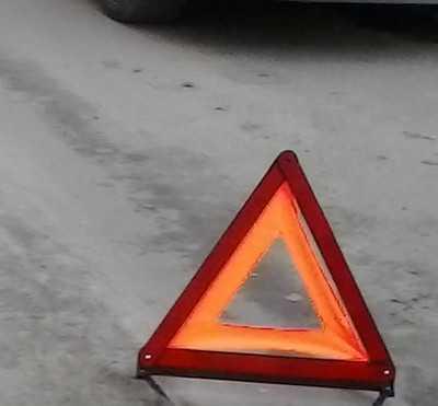 В Брянске иномарка перевернула «УАЗ»