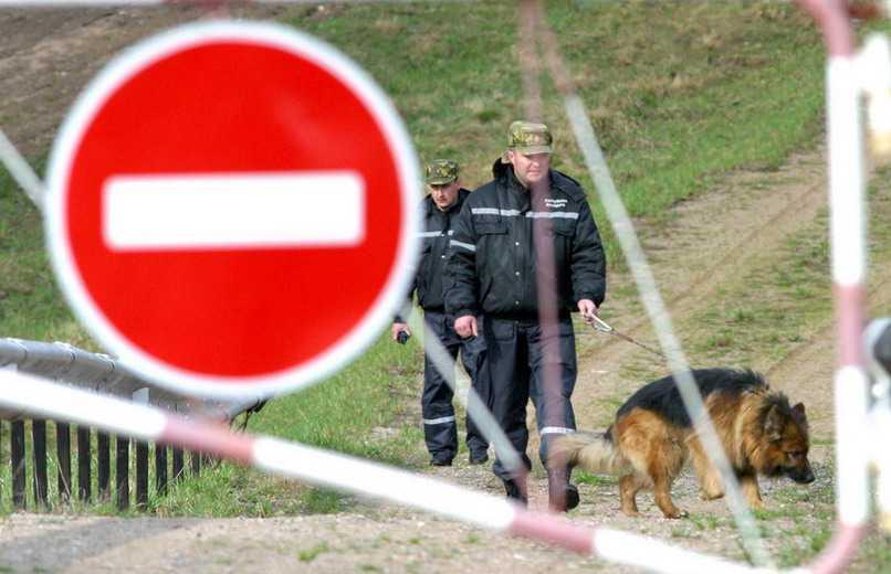 Нарушитель брянской границы задержан в Сухиничах