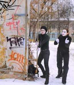 Около дома Боровича в Брянске прошли защитные кривляния