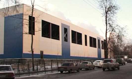 Открытие теннисного центра в Брянске отложили на неопределённый срок