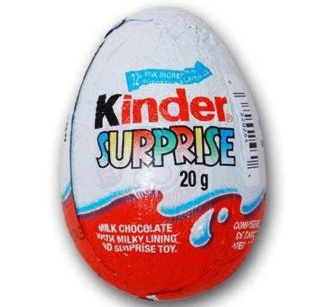 Брянского парня задержали за кражу 16 шоколадных яиц