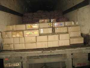 Брянск вернул Украине две тонны подозрительных консервов