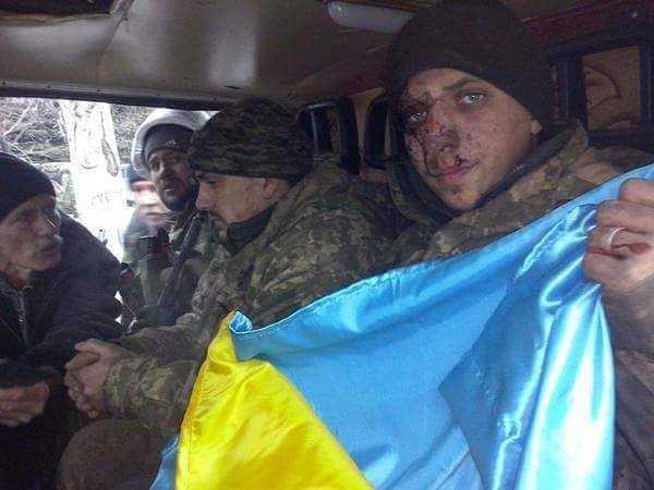 Возвращаясь с войны, застрелился 18-летний украинский солдат