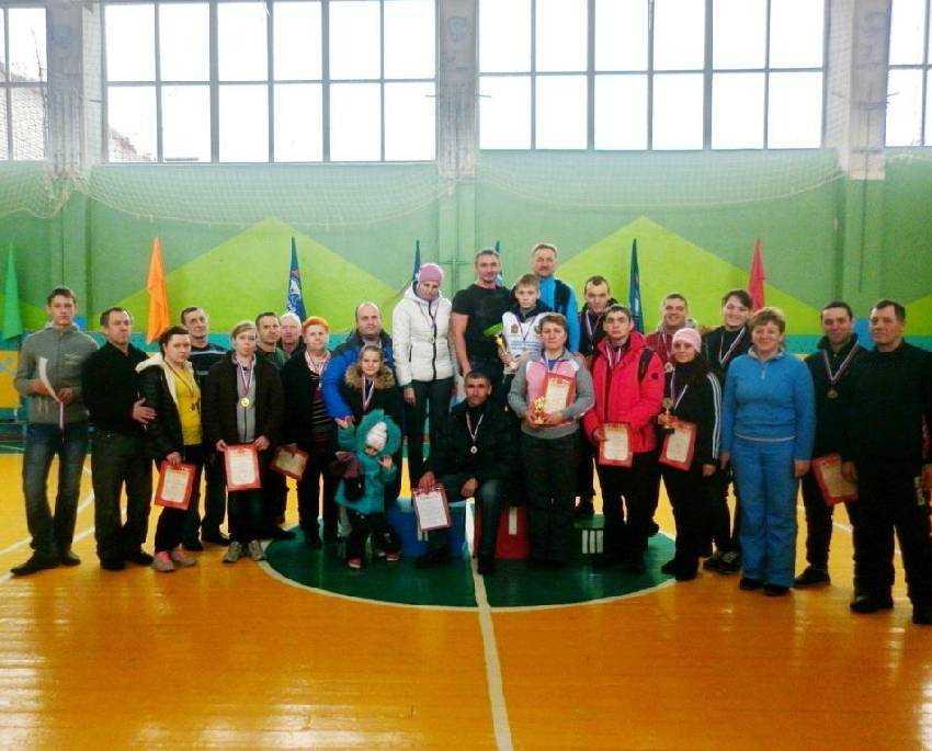 Брянский район стал самым спортивным на сельских играх