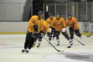 Хоккеисты «Брянска» подрались с тверичами, уступая на домашнем льду