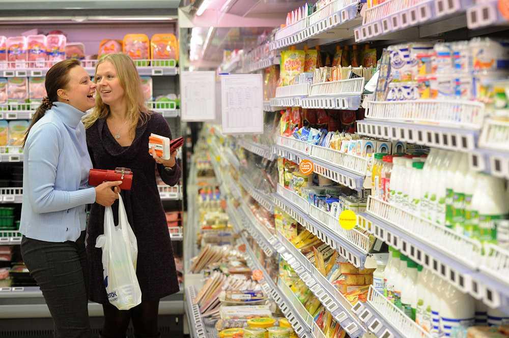 Брянские продукты оказались дешевле, чем у соседей, водка — дороже