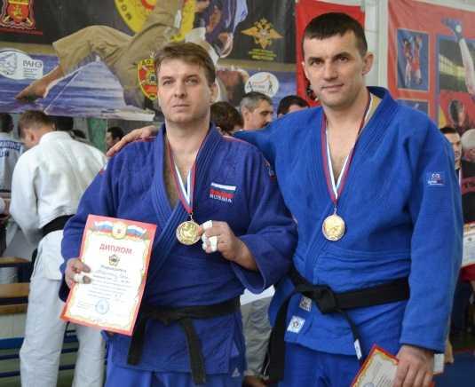 «Народный участковый» из Брянска завоевал «бронзу» на турнире по дзюдо