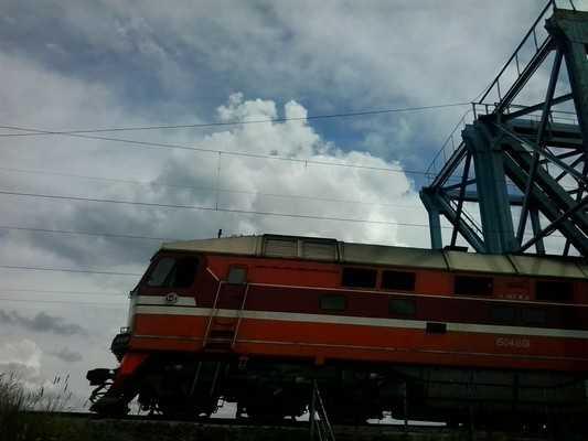 На день отменен поезд Синезерки — Брянск