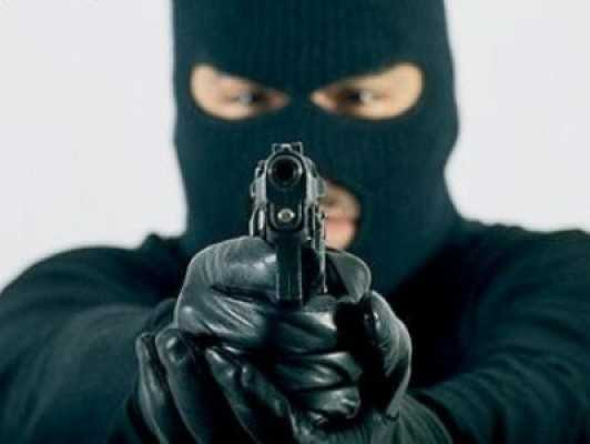 В Курской области задержан брянский разбойник, ограбивший заправку