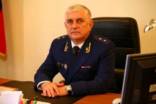Брянского прокурора представил заместитель Генпрокурора Малиновский