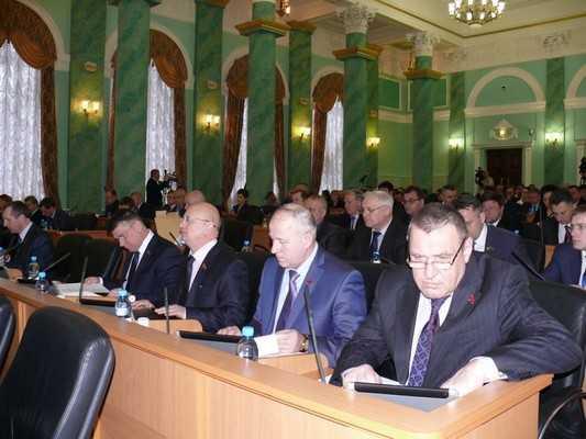 Брянская Дума согласовала кандидатуры заместителей губернатора