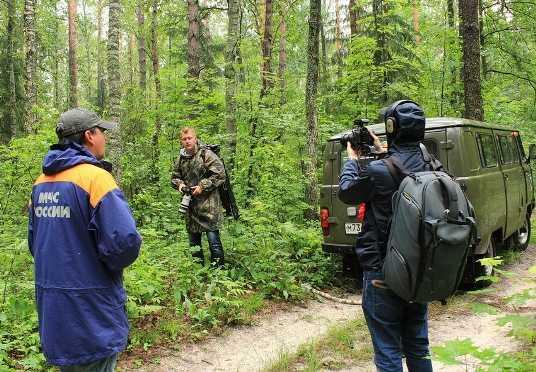 Фильм о чёрных аистах из «Брянского леса» сегодня покажут  по ТВ