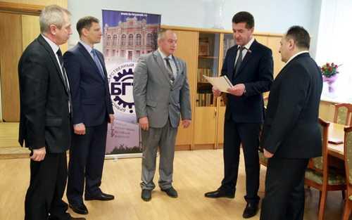 Брянский государственный технический университет отпраздновал 85-летие