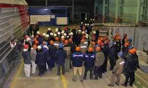 Половина брянских машиностроителей отправились в отпуск