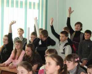 Школьники прочитали «тайные послания» обитателей брянского леса