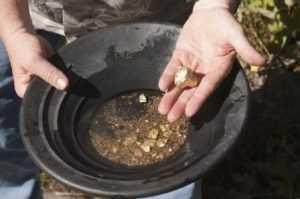 Брянец прятал золото в сотовом телефоне