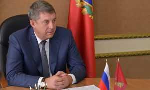 Рейтинг брянского главы Александра Богомаза повысился на 7 ступеней