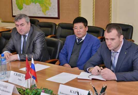 Китайцы предложили Брянску построить деловой центр