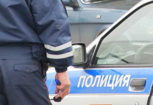 В центре Брянска столкнулись 4 автомобиля – пострадал полицейский