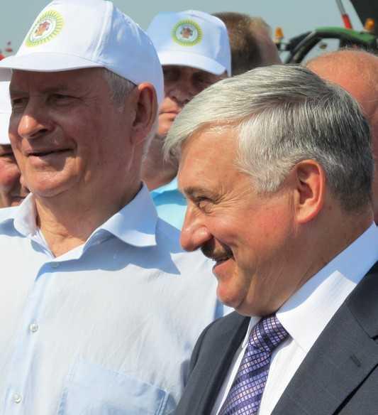 Бывшего брянского вице-губернатора Касацкого пригрели в «Мираторге»