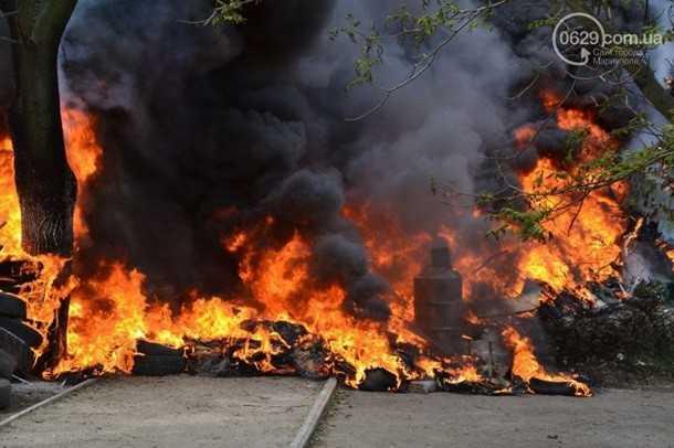 Киевский режим превращает Мариуполь в концлагерь