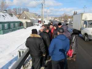 Ремонт дороги Брянск – Орел вызвал спор с жителями Карачева