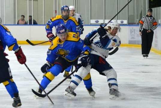 Хоккейный «Брянск» вырвал у «Россоши» победу  в серии буллитов
