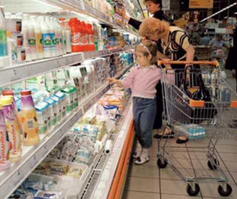 Продукты в брянской торговле подорожали за два месяца на 10 процентов