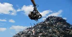 Брянца осудили за 9 тонн черного лома