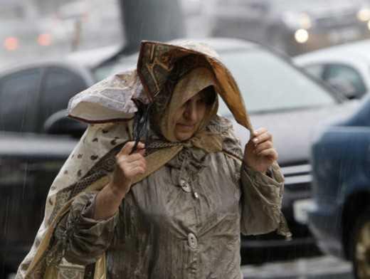 На брянцев обрушатся снег и дождь