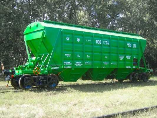 Брянск поставил вагоны стране Евросоюза