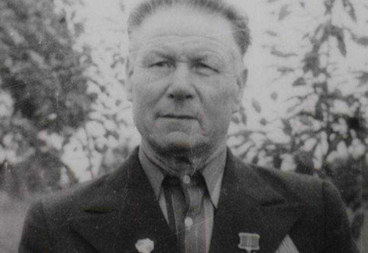 Вспомним Победителей поимённо: Ульянов Никифор Иванович