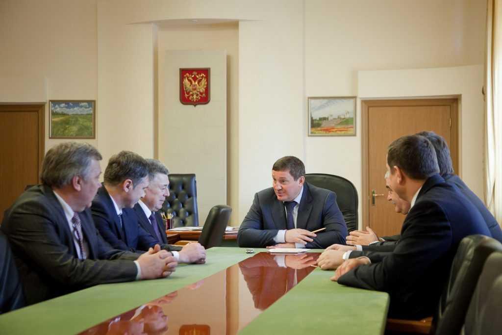 Волгоград расширит закупки брянских комбайнов