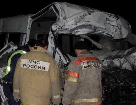 Число погибших в ДТП на трассе Брянск — Новозыбков выросло до 16