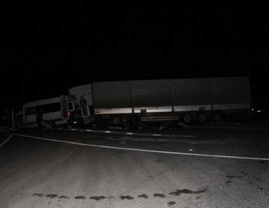 Москвич, погубивший 16 человек на брянской трассе, выпивал за рулём