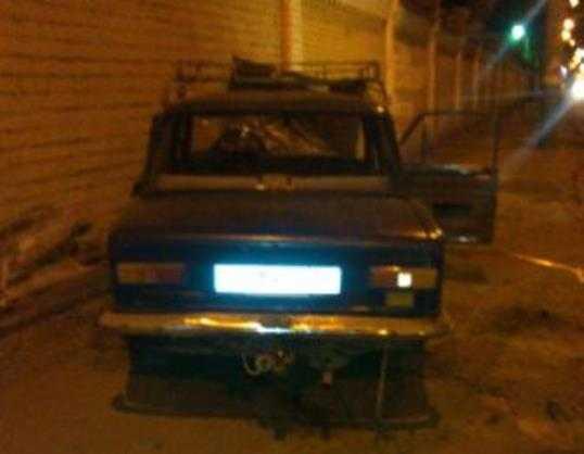 Удирая от гаишников, пьяный брянский подросток врезался в забор