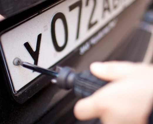 Брянского вора будут судить за попытку продать автомобильный номер