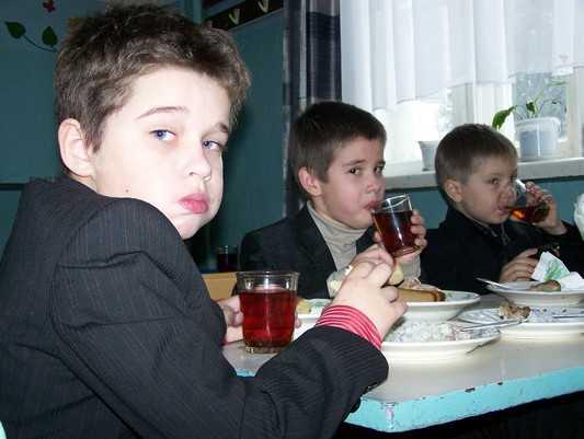В Советском районе Брянска завысили стоимость питания для детей