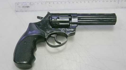 Задержан брянец, выстреливший в маршрутке из пистолета