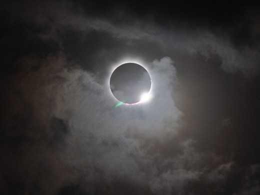 В полдень брянцы будут наблюдать солнечное затмение